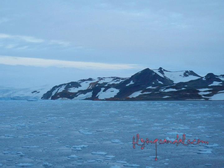 Antarctica Part X – King George Island | Flying Sandals
