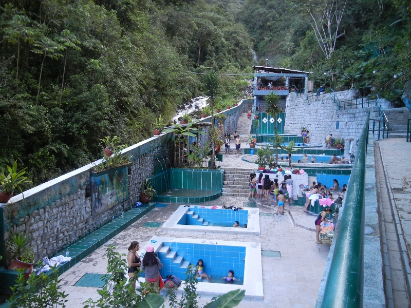 Aguas Calientes Peru Flying Sandals
