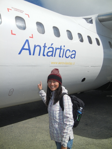 King George Island Antarctica Flying Sandals
