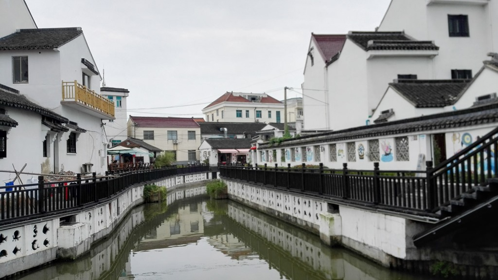 Last Fishing Village Around Shanghai Shanghai China